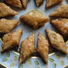 Lebanese Baklawa. Do you hear what I hear?