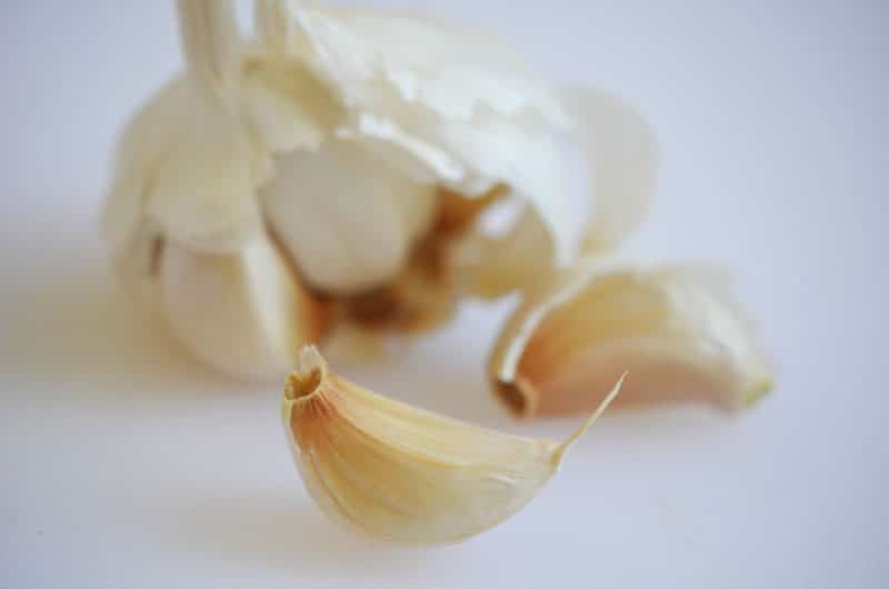 Garlic cloves. Maureenabood.com.