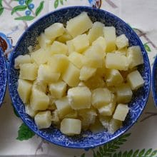 Technique: How to cook potatoes perfectly for salad