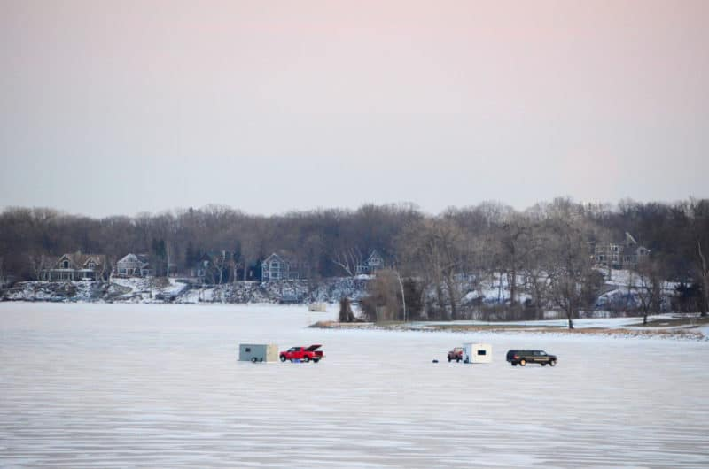 Minnesota fishing quotes quotesgram for Mn ice fishing