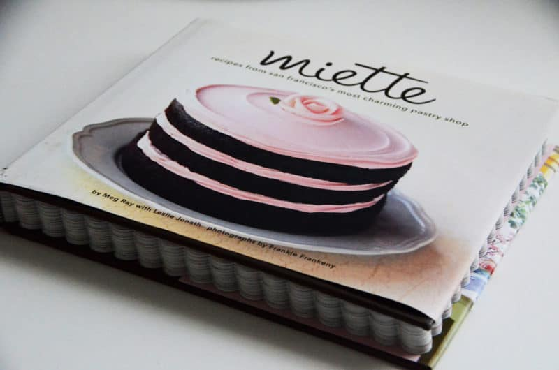 Miette cookbook, Maureen Abood