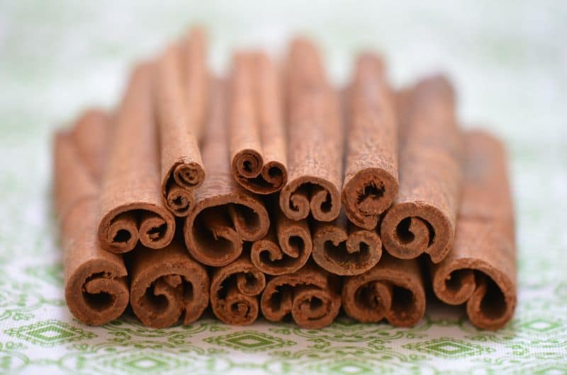 Cinnamon stix, Maureen Abood