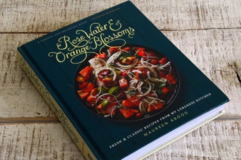Lebanese cookbook by Maureen Abood