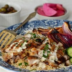Chicken Shawarms, MaureenAbood.com