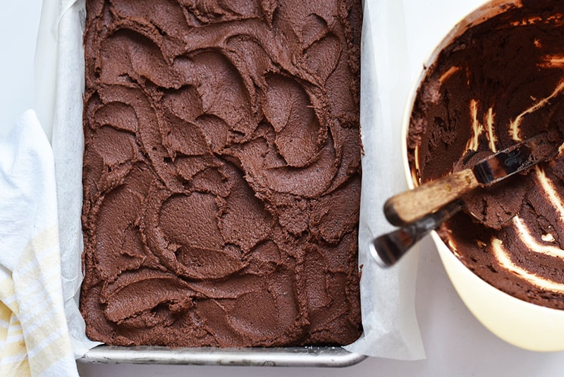 Frosted Brownies, Maureen Abood