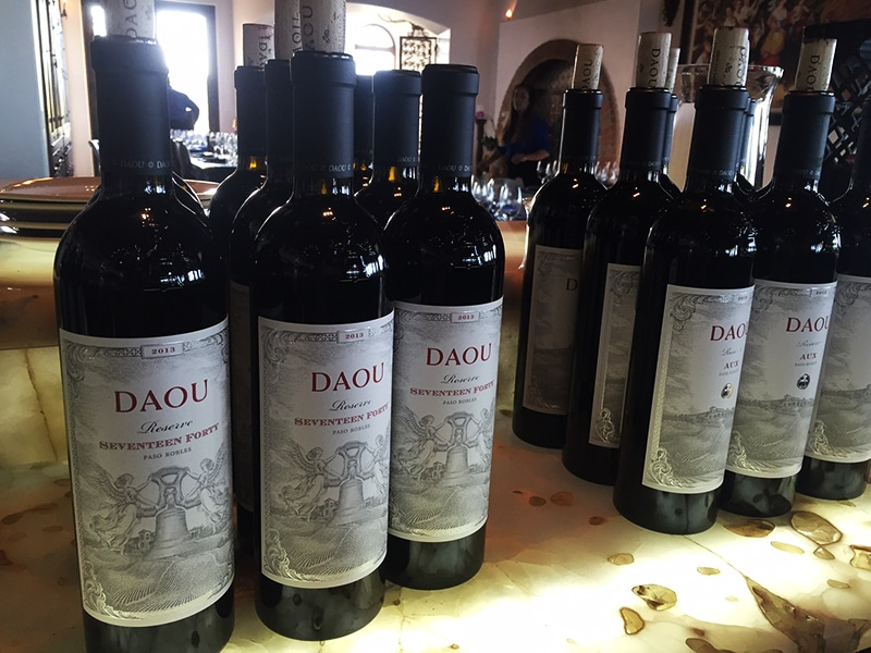 DAOU wine, Maureen Abood