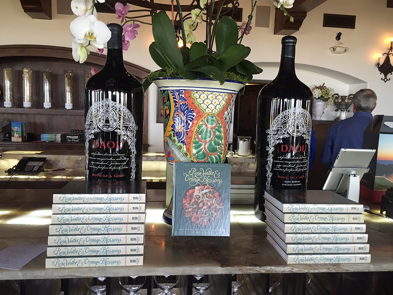 Rosewaterbook and DAOU, Maureen Abood