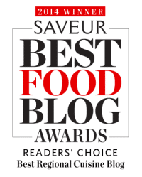 Winner! Saveur Best Food Blog Awards