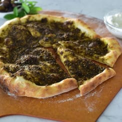 A new Za'atar Flatbread recipe to love